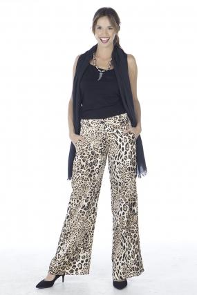 Pantalon LEOPARD
