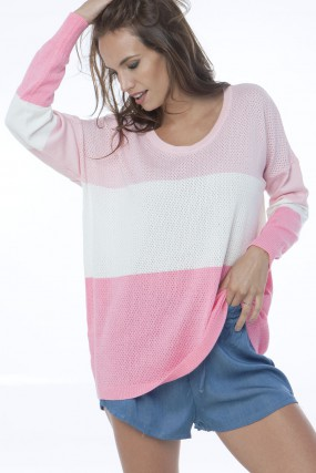SWEATER LILA